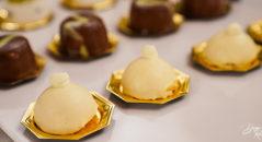 Buffet: piccoli dolcetti