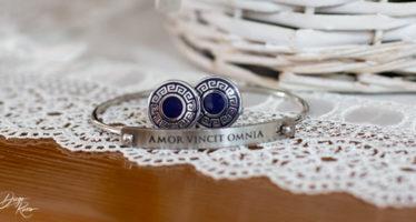 Gemelli: sposo un tocco di blu