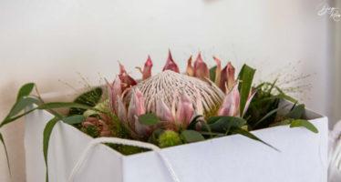 Bouquet tropicale