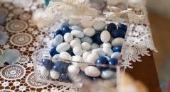 Confetti tema marino