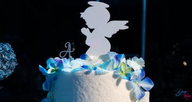 Angioletto per cake topper
