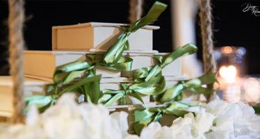 Tema matrimonio: verde oliva