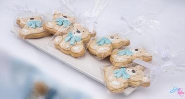 Biscotti a forma di orsetto