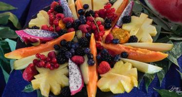 Buffet di frutta