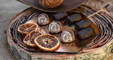 Cioccolatini per angolo cubano