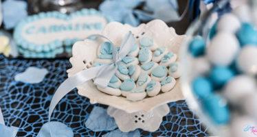 Festa di benvenuto: i confetti