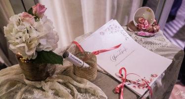 Guest book: un'emozione da scrivere
