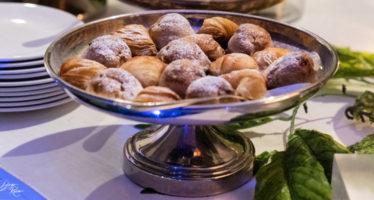 Buffet di dolci tradizionali