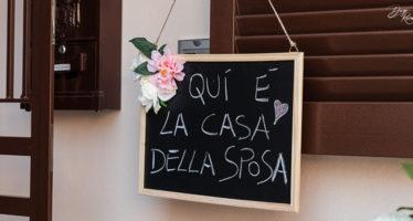Decorazioni per casa sposi