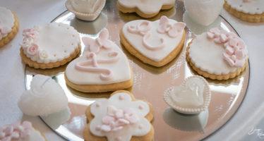 Biscotti creativi per confettata