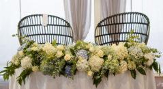 Tavolo d'onore al Mamamare