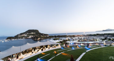 Villa Punta Pennata: il panorama