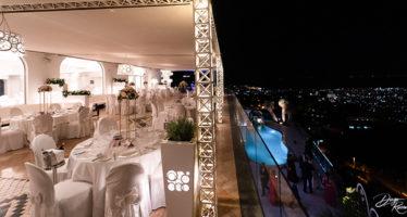 Elisabetta Luxury Events: la sala esterna