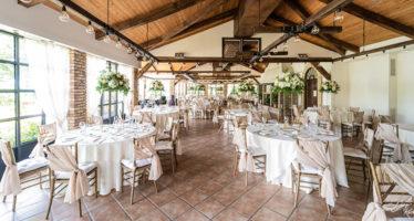 L'Antico Casale dei Mascioni: la sala cerimoniale