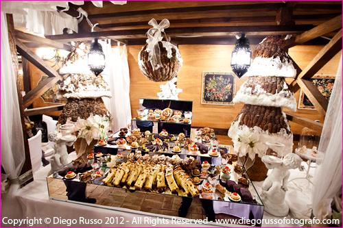 Buffet Di Dolci Di Natale : Diego russo le migliori fotografie di matrimoni particolari