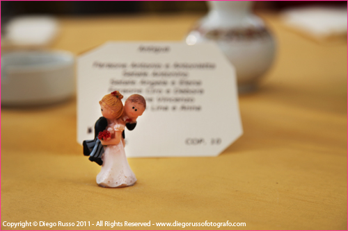 segnaposto matrimonio divertenti