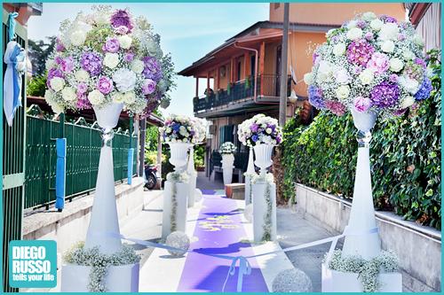Diego russo blog le migliori fotografie di matrimoni - Addobbi floreali casa sposa ...