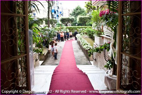 Diego russo blog le migliori fotografie di matrimoni particolari foto di nozze vip wedding - Addobbi floreali matrimonio casa sposa ...